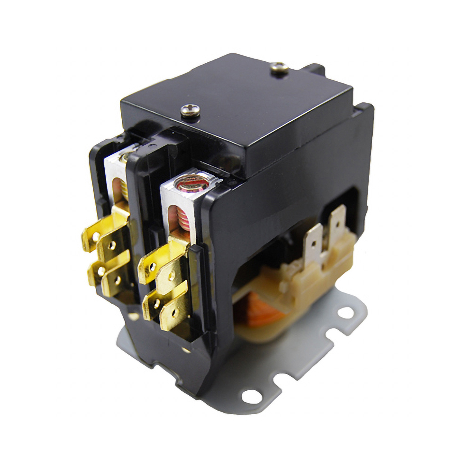 Contactor 2 Pole 30 Amps 120 Coil Voltage | Packard Online on
