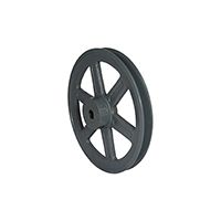 Single Groove Pulley, 4L Or A Belts And 5L Or B Belts 4.5