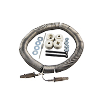 5/8 Inch O.D. General Purpose Restring Coil Kit 1/4 Inch Spade Connection