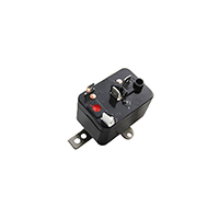 Packard Switching Fan Relay 24 Coil Voltage 16 Resistive Amps