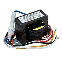 Class II 40VA Foot Mount Transformer Input 120/208/240VA Output 24/12/2.5 V