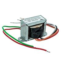 Foot Mount Transformer Primary 120/208/240V Secondary 24 Volts V.A.Rating 20VA