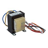 Foot Mount Transformer Primary 120/208/240/480V Secondary 24 Volts V.A.Rating 50VA