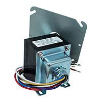 100VA Multi-Mount Transformer Input 208/240/480 Volts Output 24/120 Volts