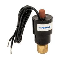 Manual High Pressure Control, Open at 610 PSI