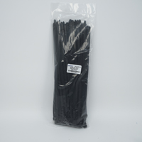 Cable Tie 14 in. Black Standard  (100PK)