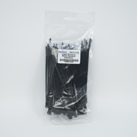 Cable Tie 5.5 in. Black Standard (100PK)