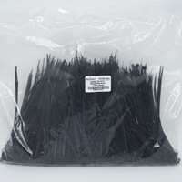 Cable Tie 8 in. Black Standard (1000PK)