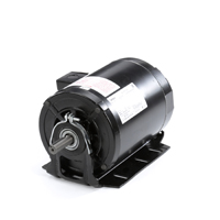 Three Phase ODP Resilient Base Motor 208-230/460 Volts 1725 RPM 1 1/2 H.P.
