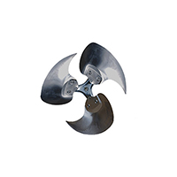 Aluminum Revcor Fan Blade, 3 Blade, 12 in. DIA., CW, Replaces Taylor