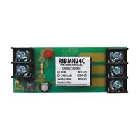 Panel Relay 2.75in 15Amp SPDT 24Vac/dc