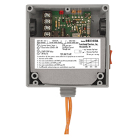 Functional Devices Enclosed AC Sensor w/ Relay