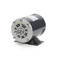 56 Frame Split Phase Special Purpose Motor, 1/2 HP, 1725 RPM, 115 Volts