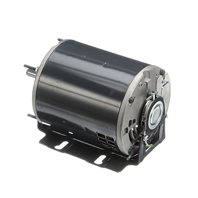48 Frame Split Phase Fan and Blower Duty Motor, 1/3 HP, 1725 RPM, 115 Volts