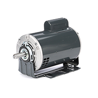 56 FR Capacitor Start Fan and Blower Duty Mtr, 3/4 HP, 1725 RPM, 115/230 V