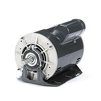 56 FR Capacitor Start Fan and Blower Duty Motor, 1 HP, 1725 RPM, 115/230 V