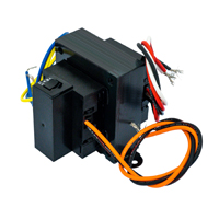 75VA Class II Foot Mount Transformer Primary 120/208/240/480 V Secondary 24 Volts