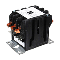 Titan Max DP Contactor, 3 Pole, 30 Amp, 120 Volt Coil