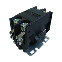 Titan Max DP Contactor, 2 Pole, 30 Amp, 208/240 Volt Coil