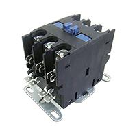 Titan Max DP Contactor, 3 Pole, 40 Amp, 120 Volt Coil