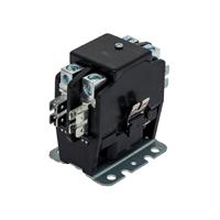 Titan Max DP Contactor, 2 Pole, 25 Amp, 24 Volt Coil