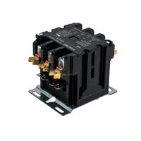 Titan Max DP Contactor, 3 Pole, 60 Amp, 24 Volt Coil