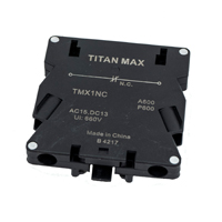 Auxiliary Switch for Titan Max Contactor 1NC