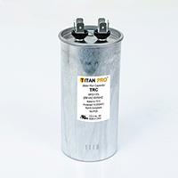 TITAN PRO Run Capacitor 45 MFD 440/370 Volt Round