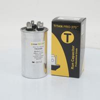 TITAN PRO Run Capacitor 30+5 MFD 370 Volt Round