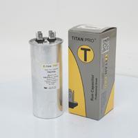 TITAN PRO Run Capacitor 50 MFD 440/370 Volt Round