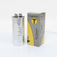 TITAN PRO Run Capacitor 70 MFD 440/370 Volt Round