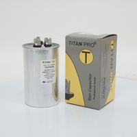 Titan Pro Run Capacitor 55+3 MFD 440/370 Volt Round