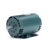 143T FR 3 Ph. Motor, 1 HP, 1800 RPM, 230/460 V