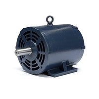 213T FR 3 Ph. Motor, 7-1/2 HP, 1800 RPM, 208-230/460 V