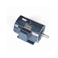 Marathon 215T Frame 3 Phase 10 HP Motor 1765 RPM 208-230/460 Volts