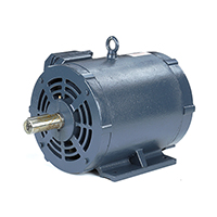 254T FR 3 Ph. Motor, 15 HP, 1800 RPM, 208-230/460 V