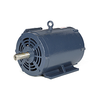 256T FR 3 Ph. Motor, 20 HP, 1800 RPM, 208-230/460 V