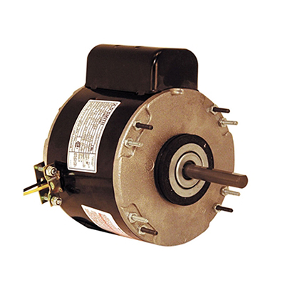 1/6 HP Unit Heater Fan Motor 1075 RPM 115 Volts