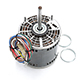 48Y Frame PSC Direct Drive Fan & Blower Motor, 1/2 HP, 1140 RPM, 115 Volts