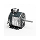 48Y Frame PSC Refrigeration Fan Motor, 1/3 HP, 1625 RPM, 208-230 Volts