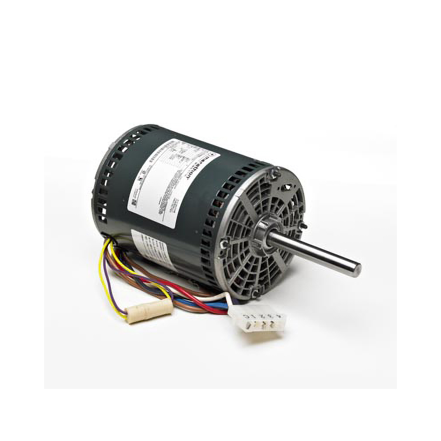 48 Frame PSC Direct Drive Fan and Blower Motor, 1 HP, 1075 RPM, 208-230 V