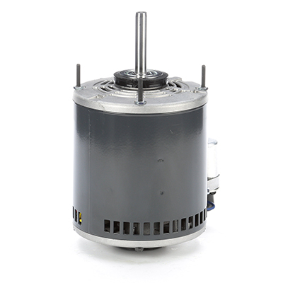 48 Frame PSC OEM Replacement Motor: Greenheck, 1/6 HP, 1075 RPM, 115 Volts