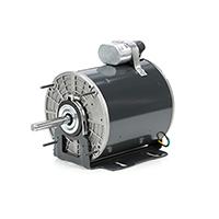48Y Frame PSC Unit Heater Fan Motor, 1/3 HP, 1075 RPM, 115 Volts