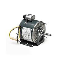48Y Frame PSC Unit Heater Fan Motor, 1/6 HP, 1625 RPM, 115 Volts