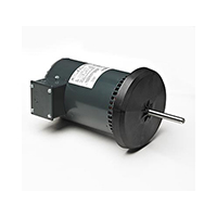 48Y FR PSC Commercial Condenser Fan Motor, 0.8 HP, 1075 RPM, 200-230/460 V