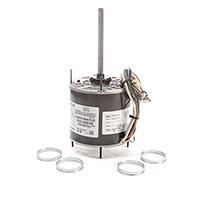 48Y Frame PSC Condenser Fan/Heat Pump Motor, 1/3 HP, 1075 RPM, 460 Volts