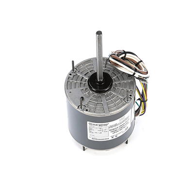 48Y Frame PSC Condenser Fan/Heat Pump Motor, 1/2 HP, 1075 RPM, 460 Volts