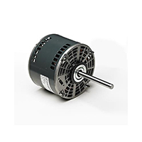 48Y Frame PSC Direct Drive Fan & Blower Motor, 1/4 HP, 1075 RPM, 115 Volts