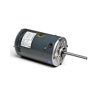56Y Frame 3 Ph. Condenser Fan/Heat Pump Motor, 1 HP, 1140 RPM, 575 V