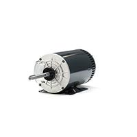 56HZ Frame 3 Ph. Refrigeration Fan Motor, 2 HP, 1140 RPM, 208-230/460 V